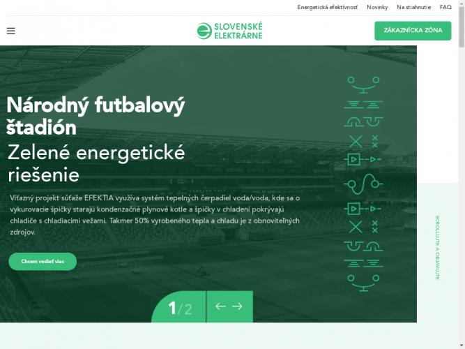 Case study – energetickesluzby.sk