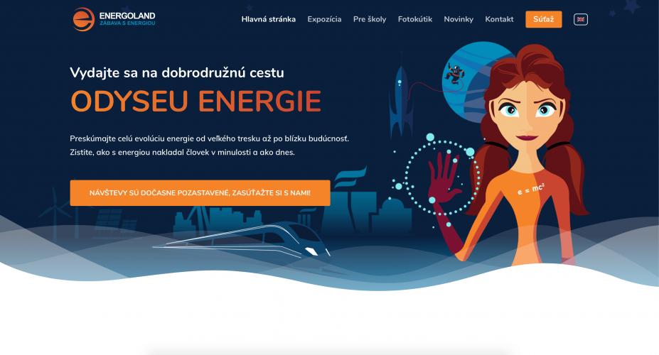 Case study – energoland.sk